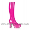 EXOTICA-2000 Hot Pink Patent